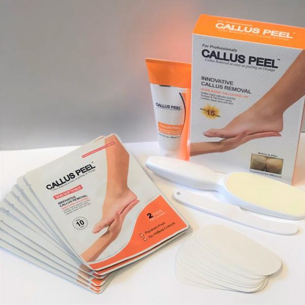 Callus Peel Starter Kit