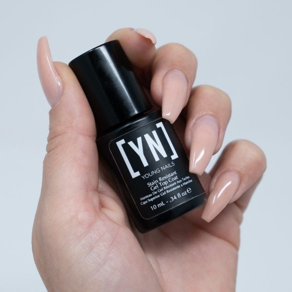 Young Nails Stain Resistant Top Coat